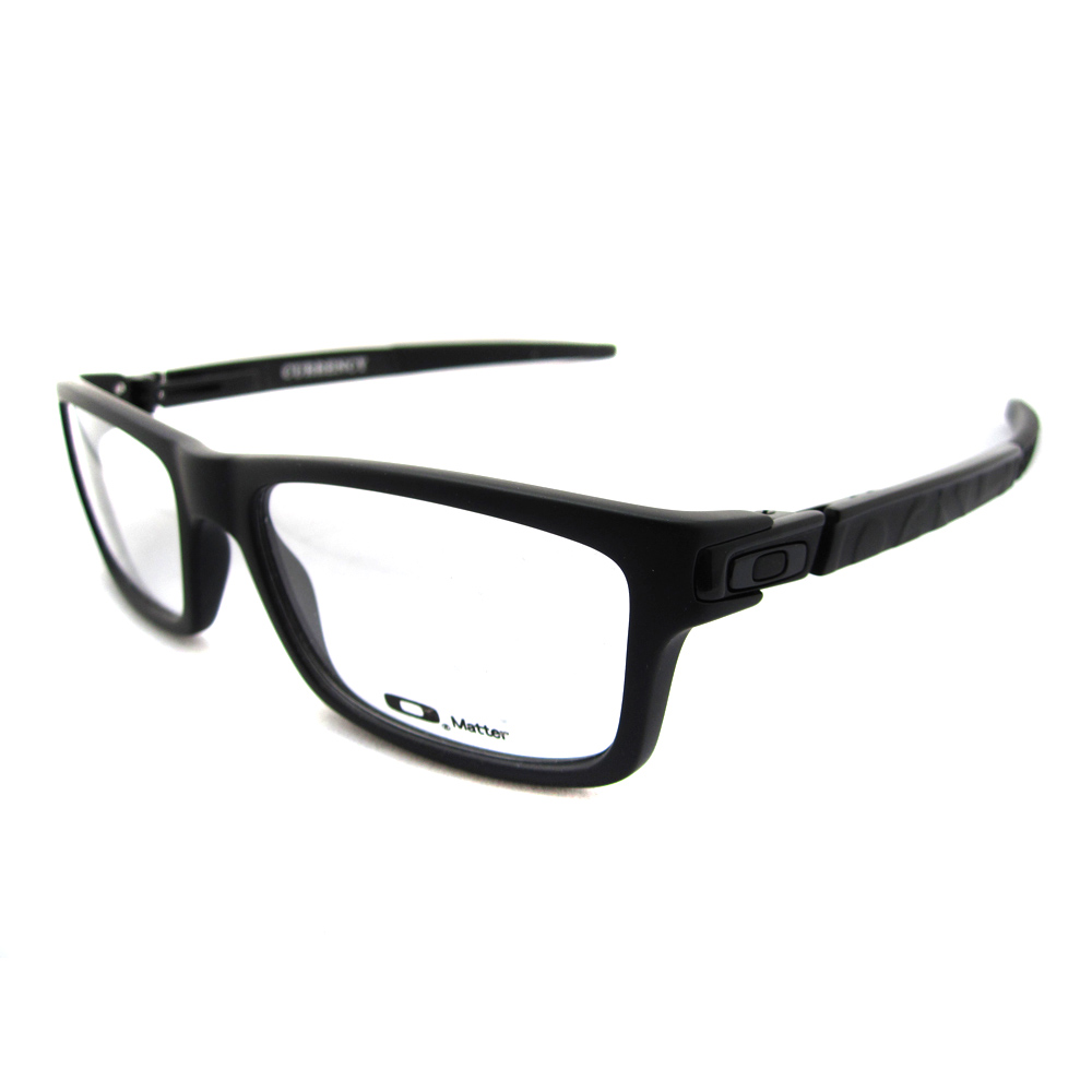 Oakley RX Glasses Prescription Frames Currency 8026-01 ...