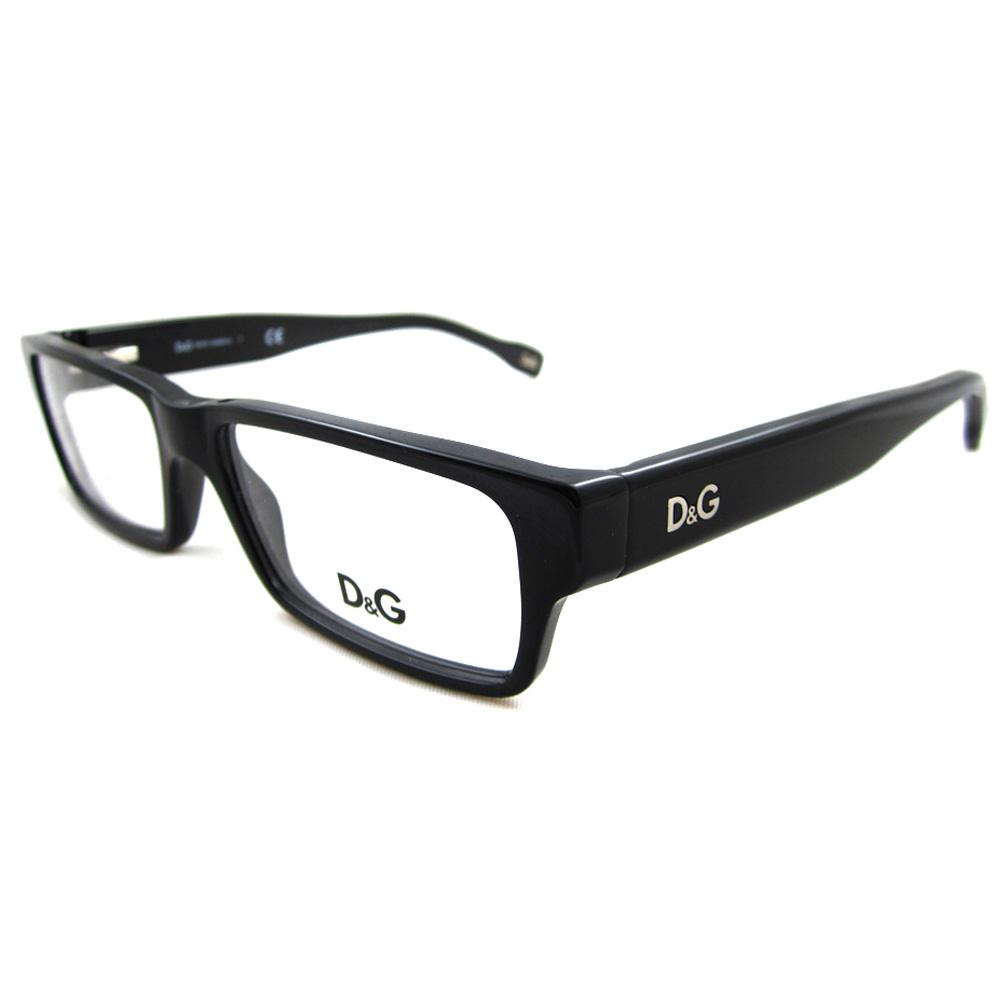 d g glasses frames 1203 501 black 52mm dolce gabbana ebay