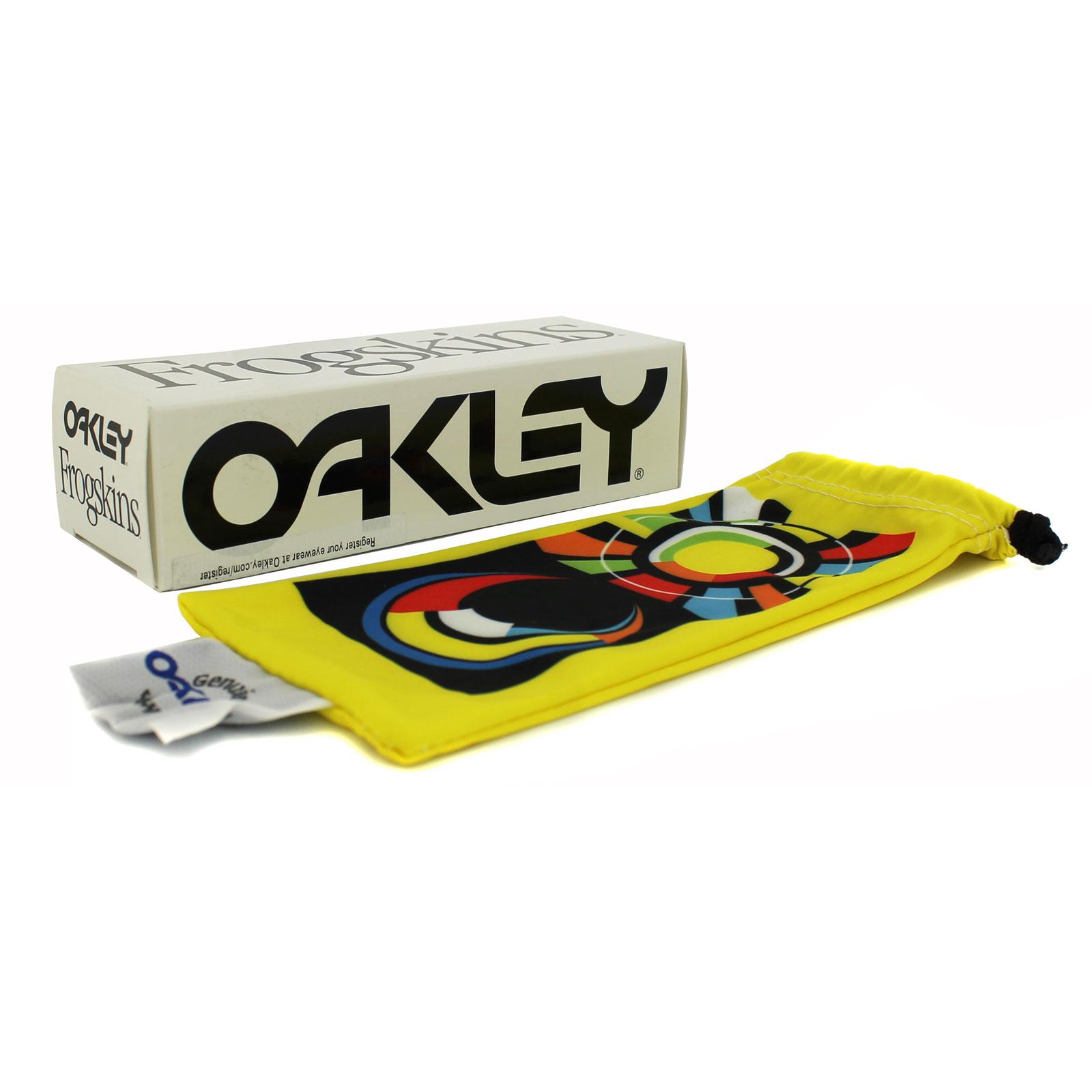 oakley frogskins vr46 replica