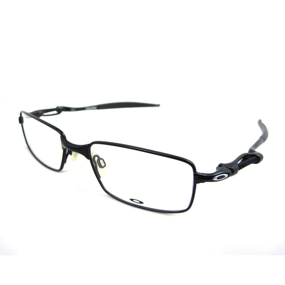 Big Frame Oakley Glasses : Oakley RX Glasses Frames Coilover 5043 01 Polished Black ...