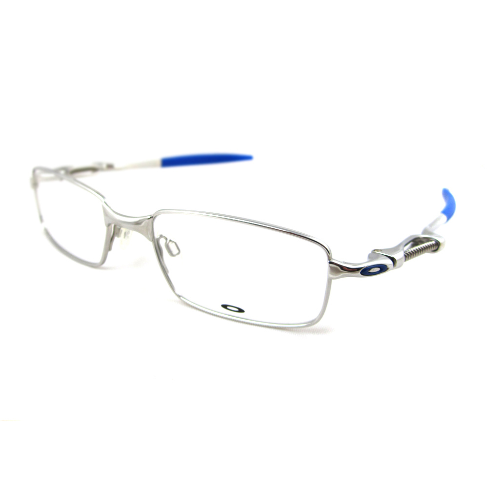 Oakley Frame Prescription Glasses : Oakley RX Glasses Frames Coilover 5043-04 Chrome eBay