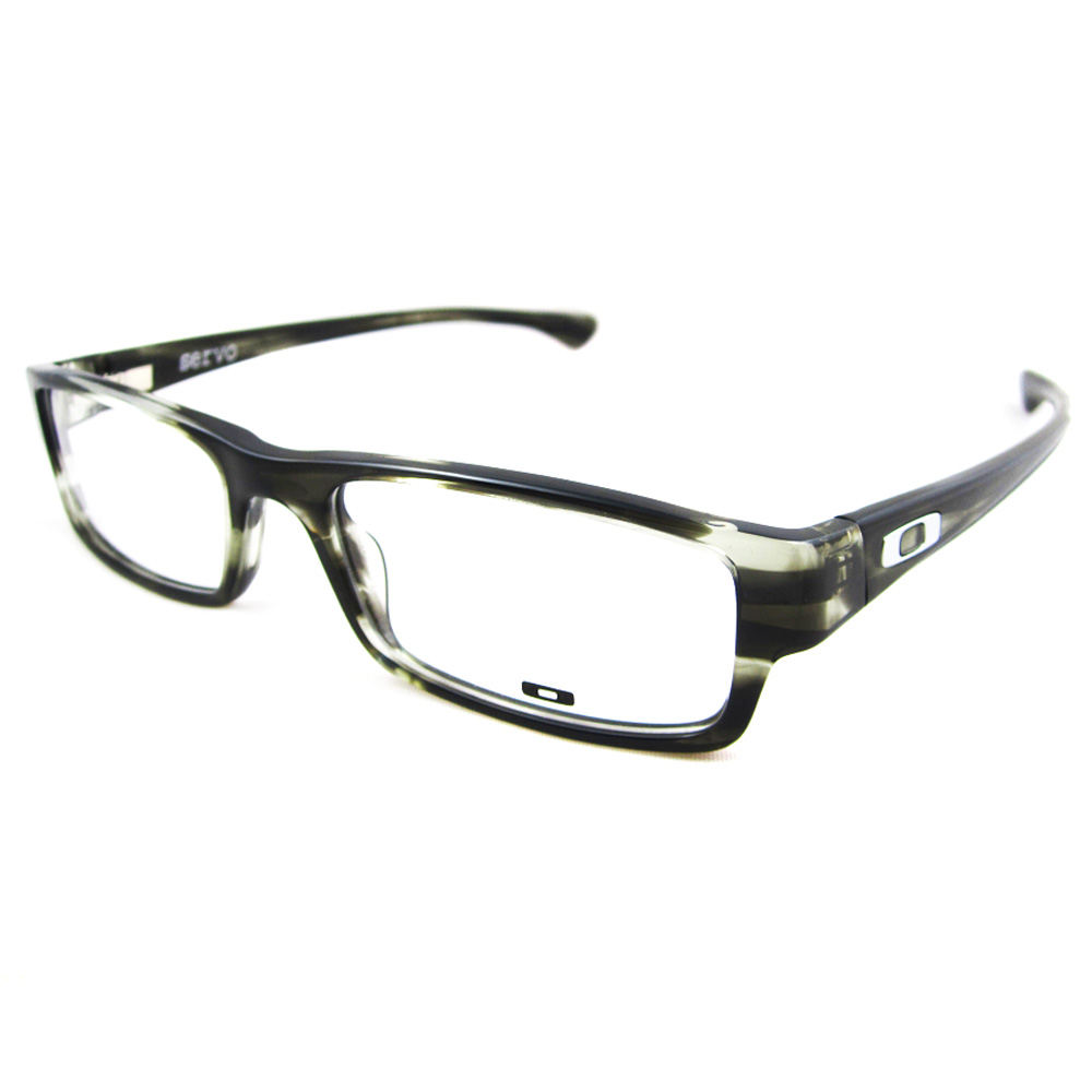 Big Frame Oakley Glasses : Oakley RX Glasses Frames Servo 1066-02 Grey Tortoise