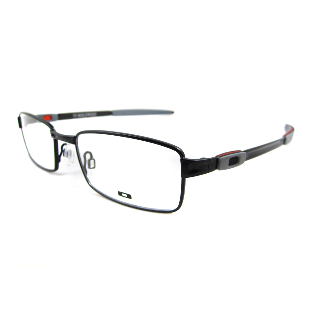 Oakley Frame Prescription Glasses : Oakley RX Glasses Frames Tumbleweed 3112-01 Polished Black ...