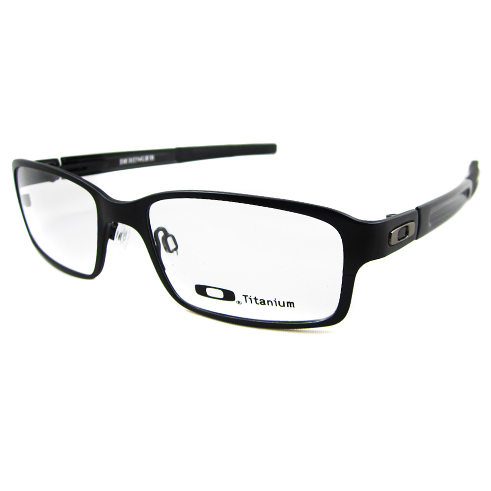Oakley Frame Prescription Glasses : Cheap Oakley RX Glasses Frames Deringer 5066-01 Satin ...