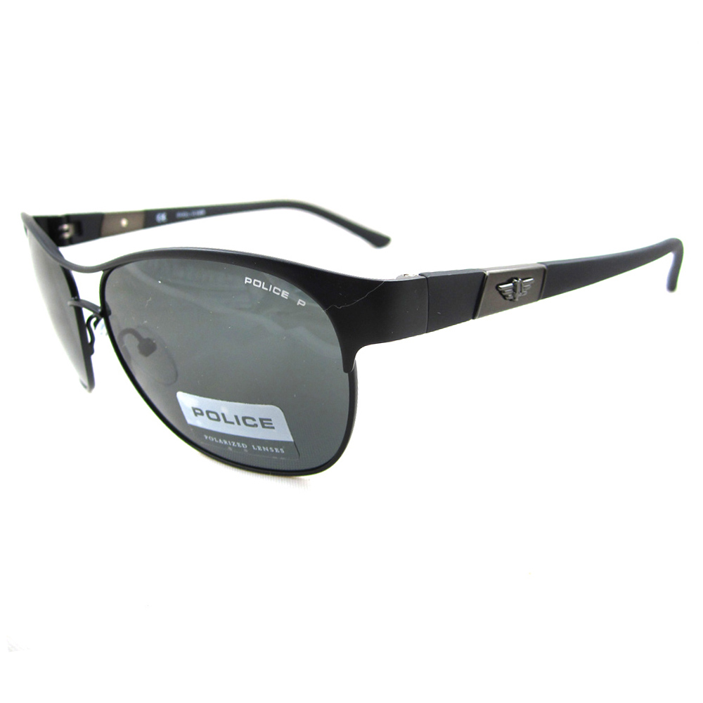 POLICE Sonnenbrille S1718 0880 Size 62 IO4dr