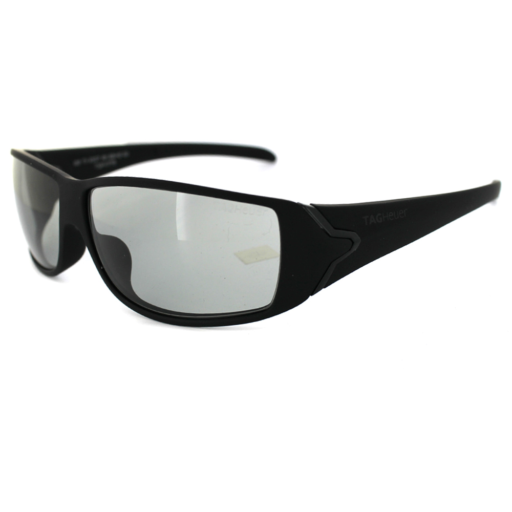 Tag Heuer Sunglasses Racer 9207 181 Matt Black ...
