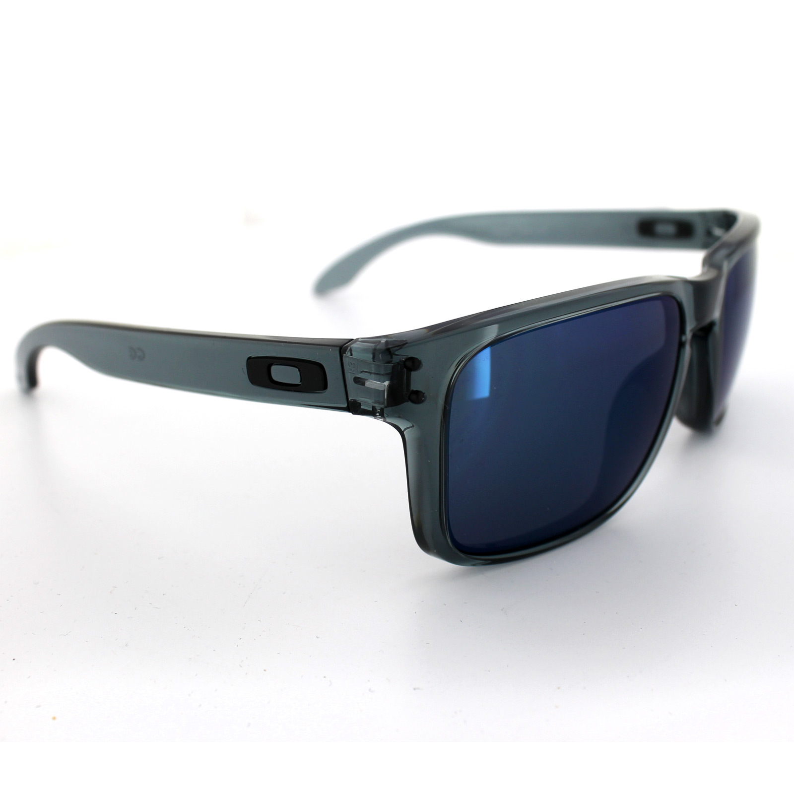 3e8a37ba857 Oakley Holbrook Crystal Black Ice Iridium « Heritage Malta. Oakley  Sunglasses ...