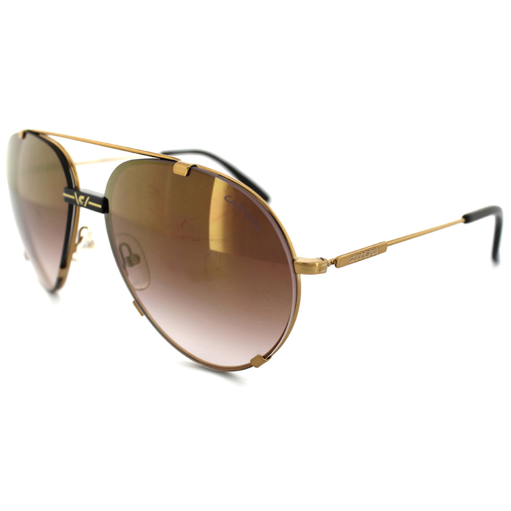 Gold Frame Carrera Sunglasses : Carrera Sunglasses Carrera 80 OUN 3M Gold Gold Mirror eBay