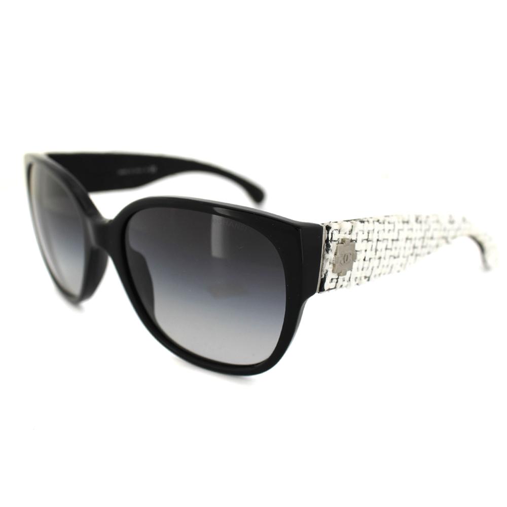 64978b0458ae White Chanel Sunglasses