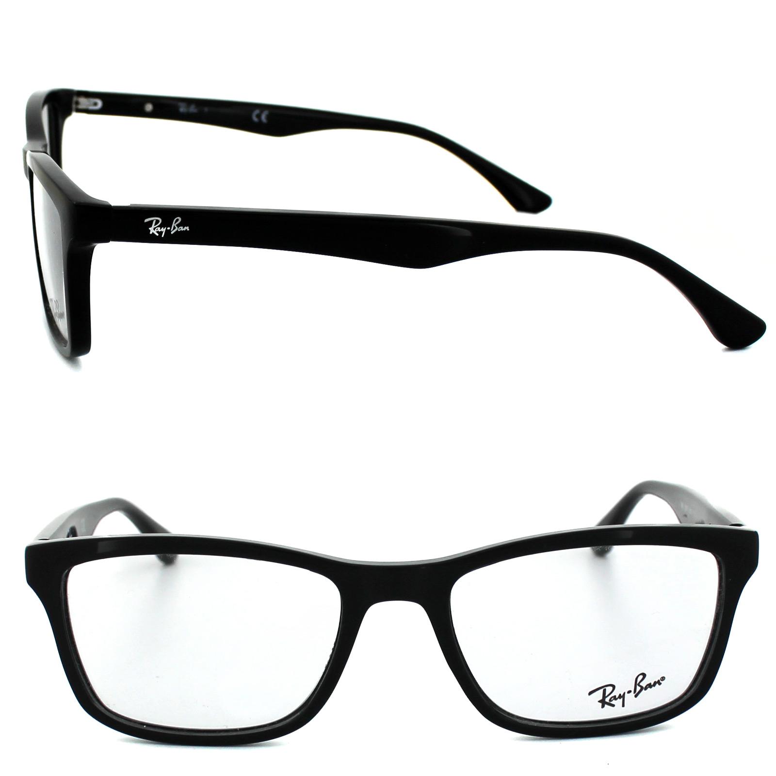 Sunglasses 2000  ray ban glasses frames 5279 2000 shiny black