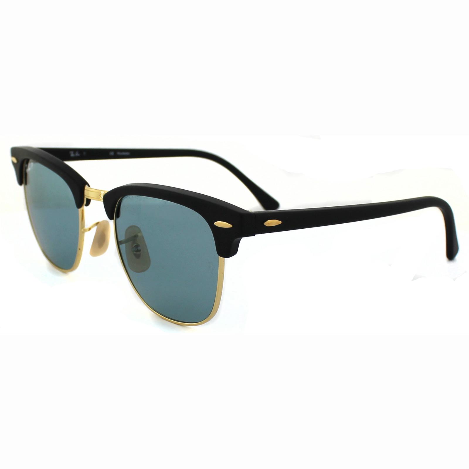 9b3cdac3aa Ray Ban Clubmaster 3016 Polarized Aviator Sunglasses « Heritage Malta