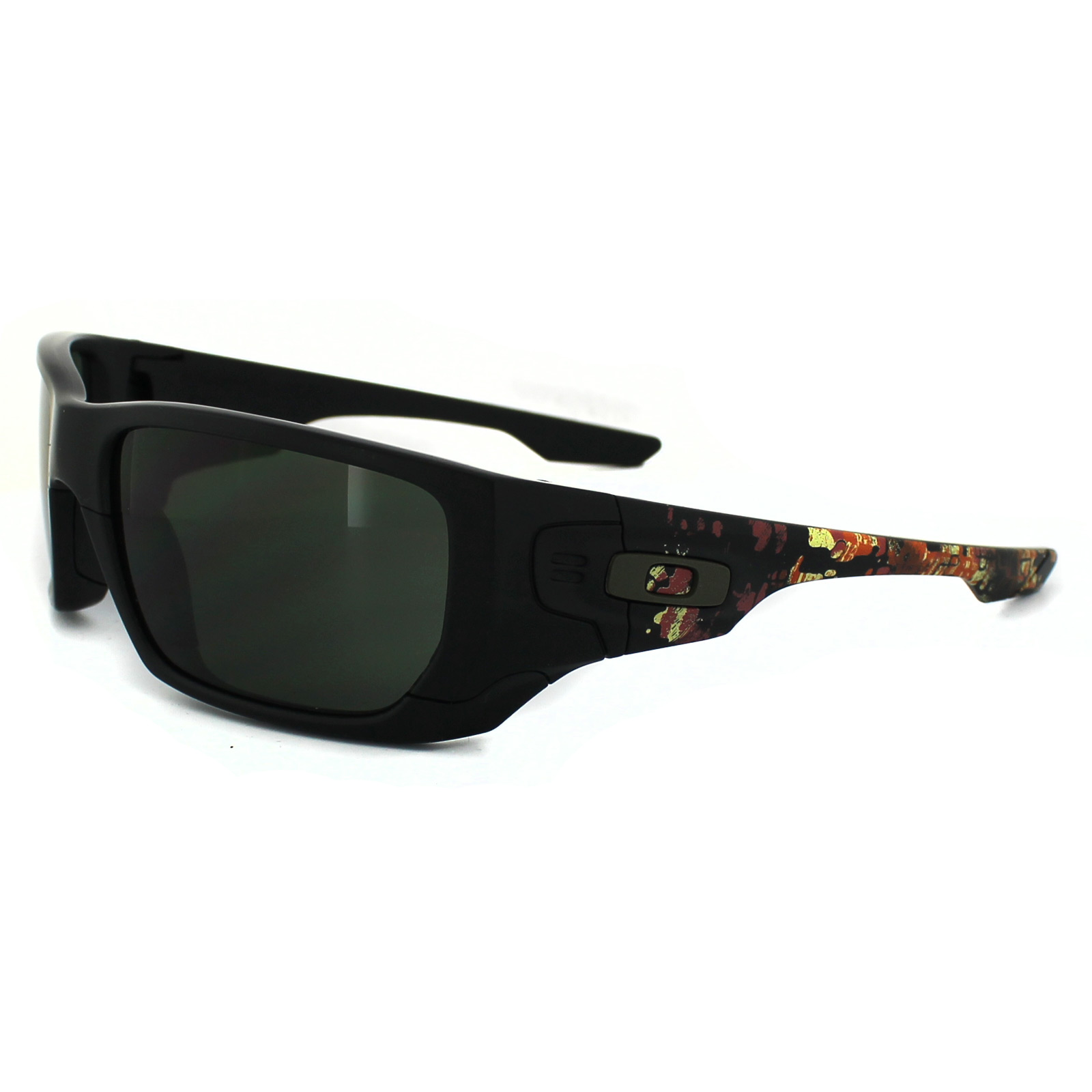 Oakley Sunglass Styles  oakley sunglasses style switch oo9194 15 alpha decay black dark