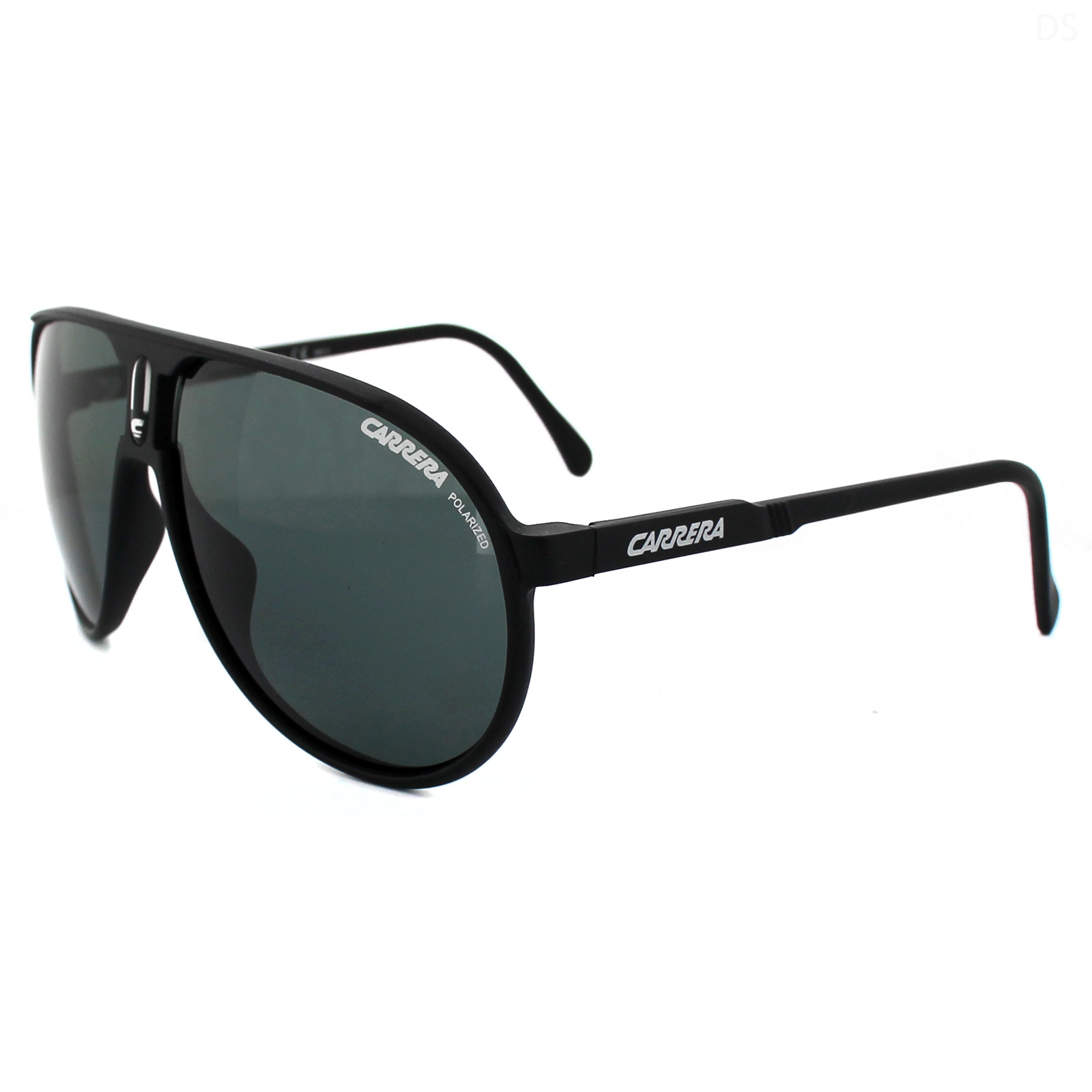 Carrera Sunglasses Champion DL5 Y2 Matt Black Grey ...