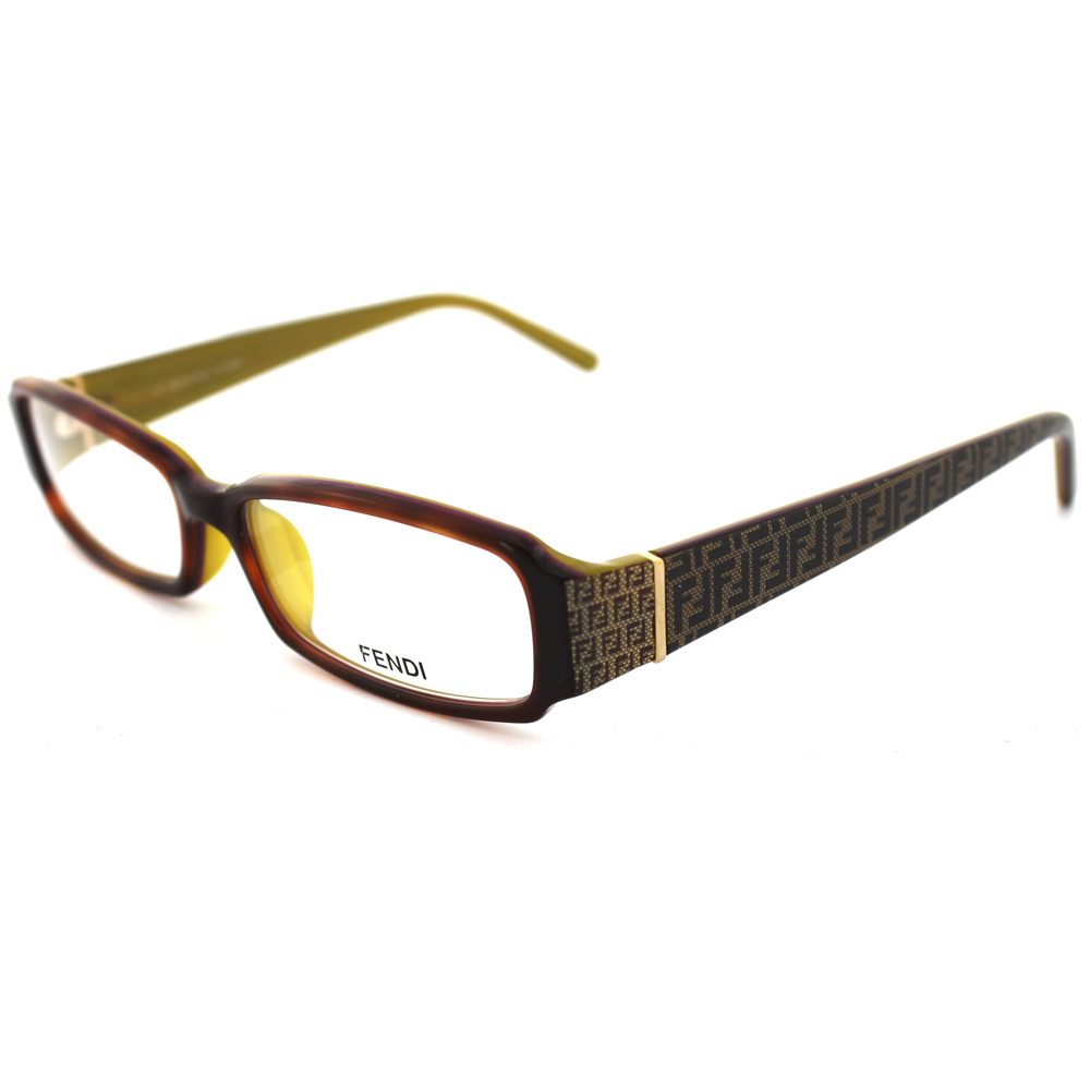 Fendi Glasses Gold Frames : Cheap Fendi Frames 735 Frames - Discounted Sunglasses