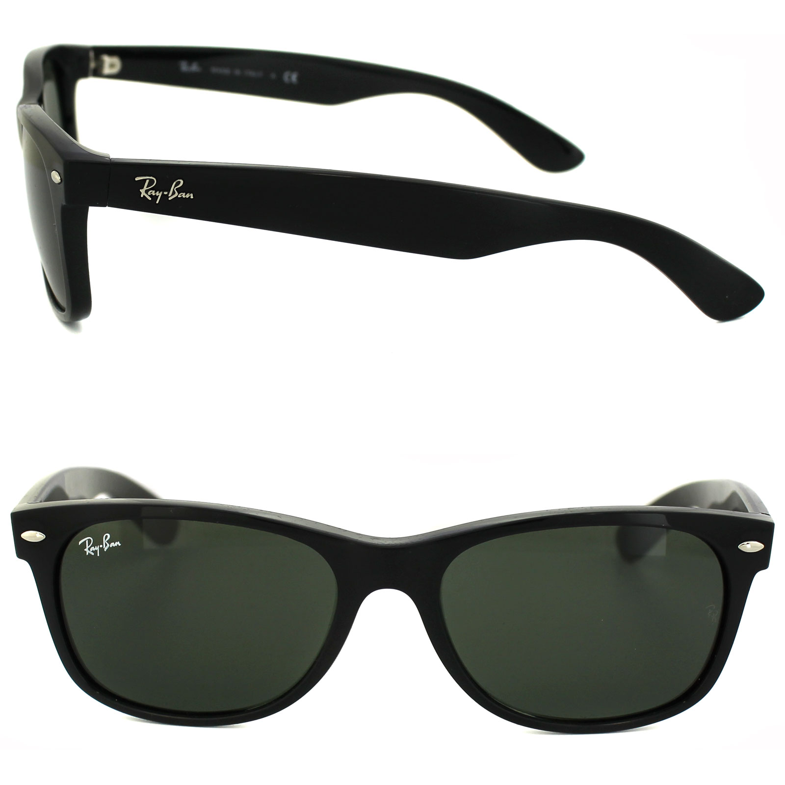 ... Ray-Ban New Wayfarer 2132 Sunglasses Thumbnail 2 ...