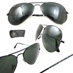 Ray-Ban Large Aviator 3026 Sunglasses Thumbnail 2