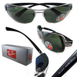 Ray-Ban 3379 Sunglasses Thumbnail 2