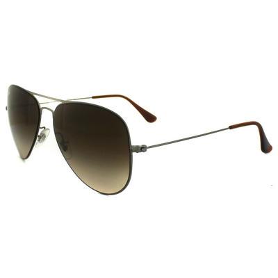 Ray-Ban Aviator Flat Metal 3513 Sunglasses