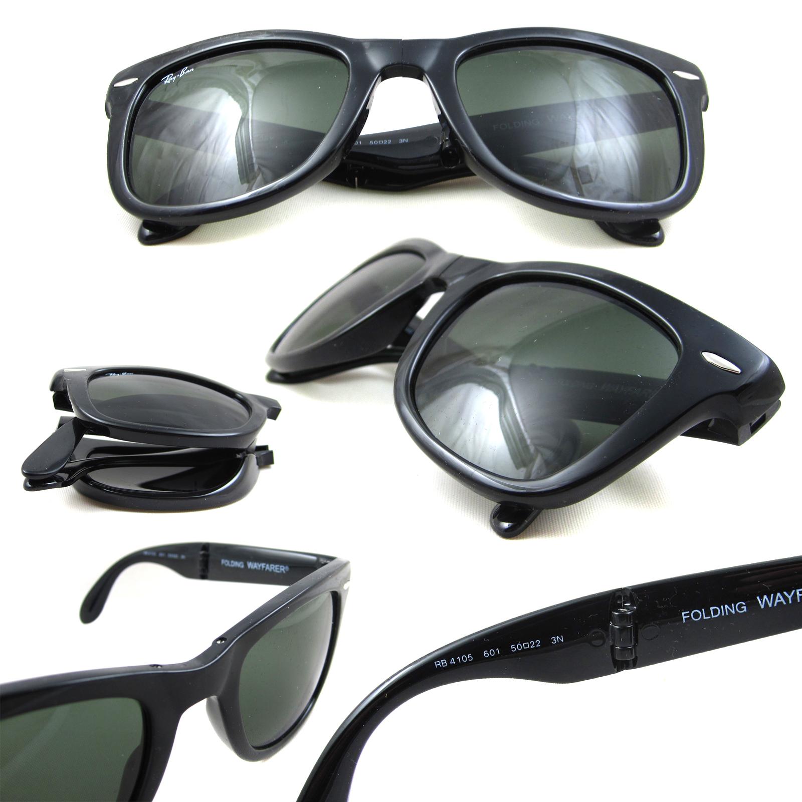 Cheap Ray - Ban Folding Wayfarer 4105 Sunglasses - Discounted Sunglasses