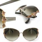 Swarovski Aquarelle SK0010 Sunglasses Thumbnail 2