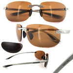 Serengeti Cielo Sunglasses Thumbnail 2