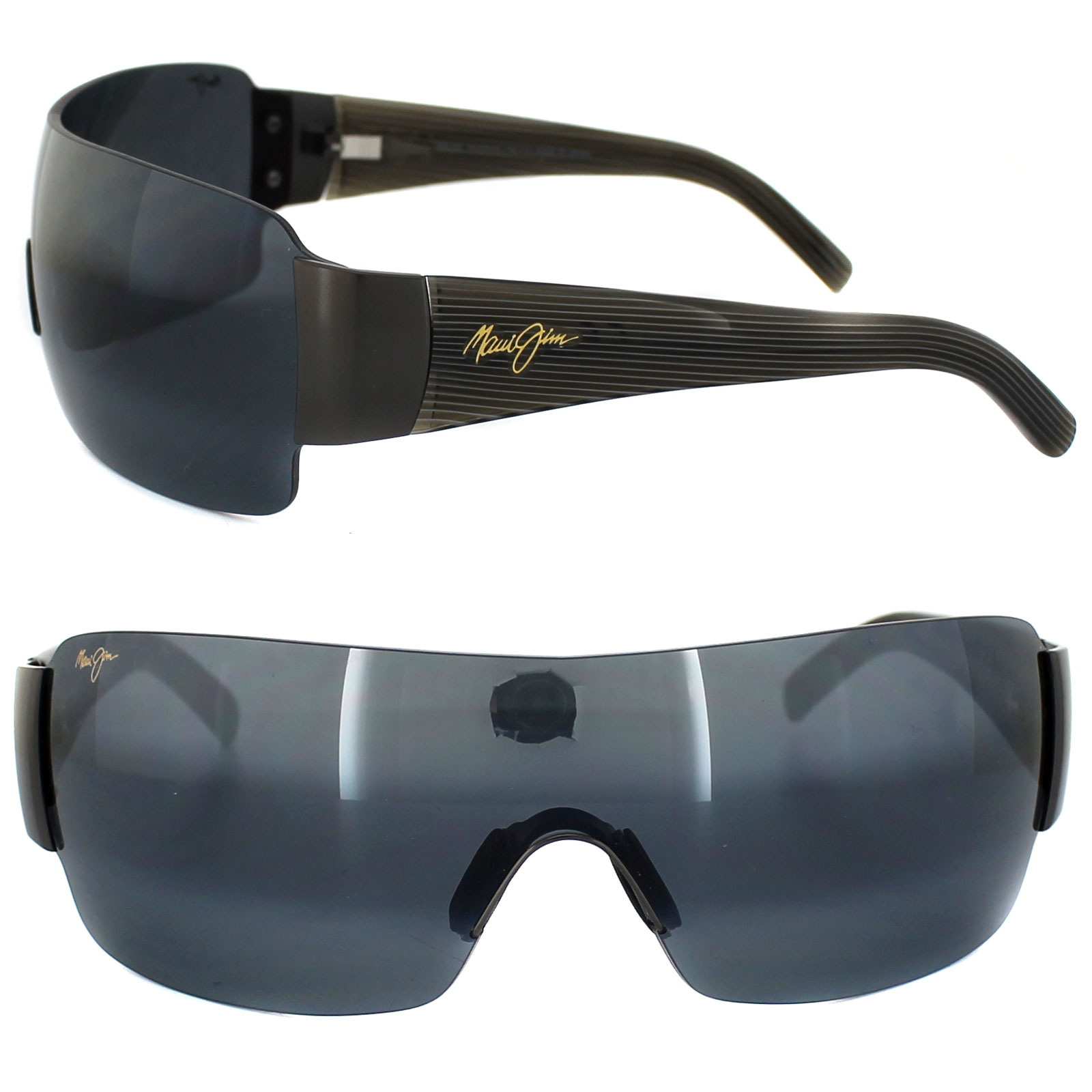 Maui Jim Sunglasses Ebay  maui jim sunglasses honolulu 520 02 gunmetal black temples