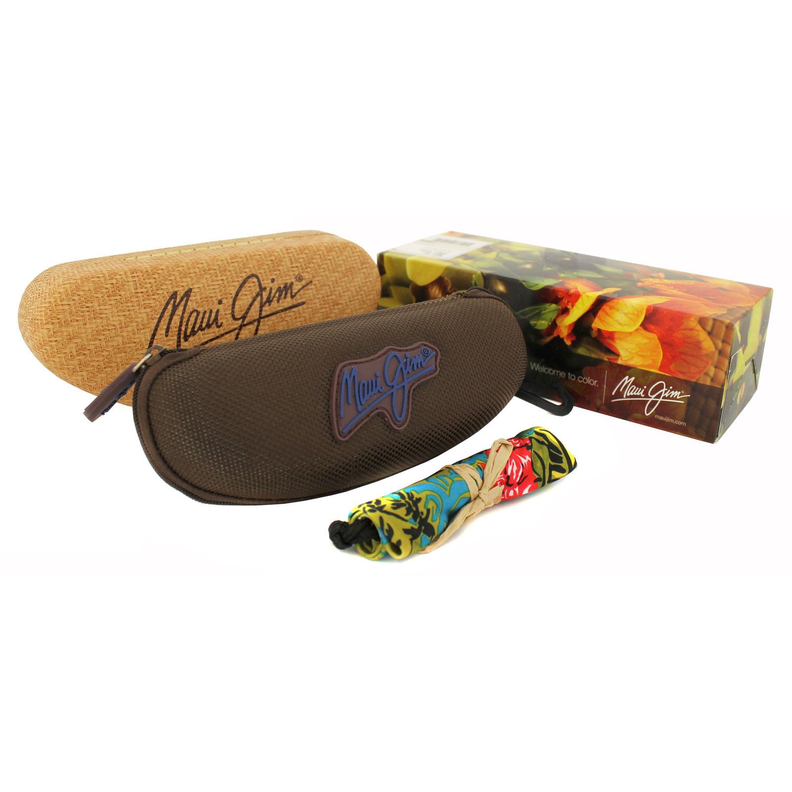 Maui Jim Sunglasses Ebay  maui jim sunglasses baby beach hs245 16 gold bronze polarized ebay