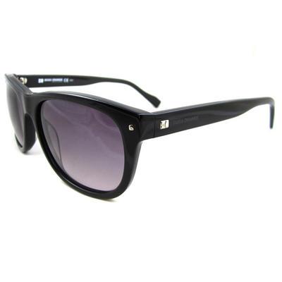 Hugo Boss Sunglasses 0103 807 EU Black Grey Gradient