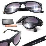 Hugo Boss Sunglasses 0103 807 EU Black Grey Gradient Thumbnail 2