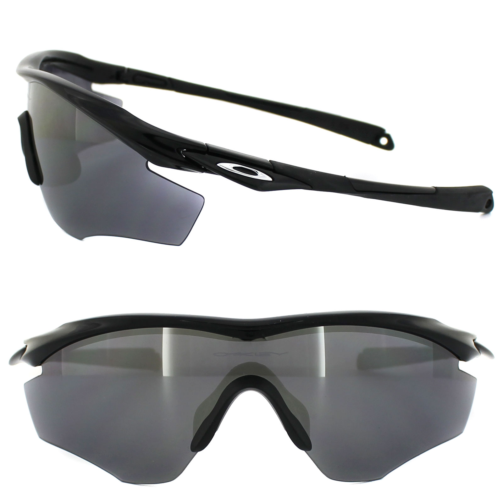sentinel oakley sunglasses m2 frame oo9212 01 polished black black iridium