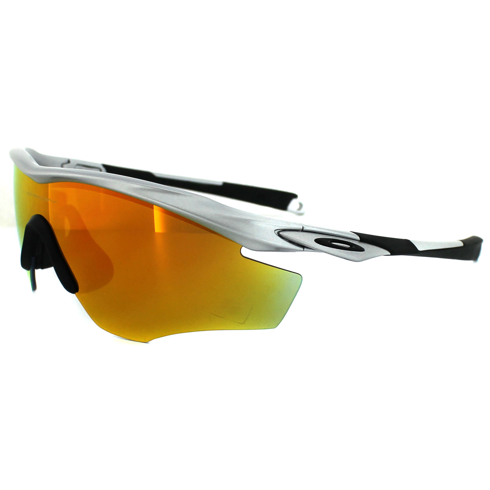 earsocks for oakley straight jacket 6ysj  Sentinel Oakley Sunglasses M2 Frame OO9212-04 Silver Fire Iridium