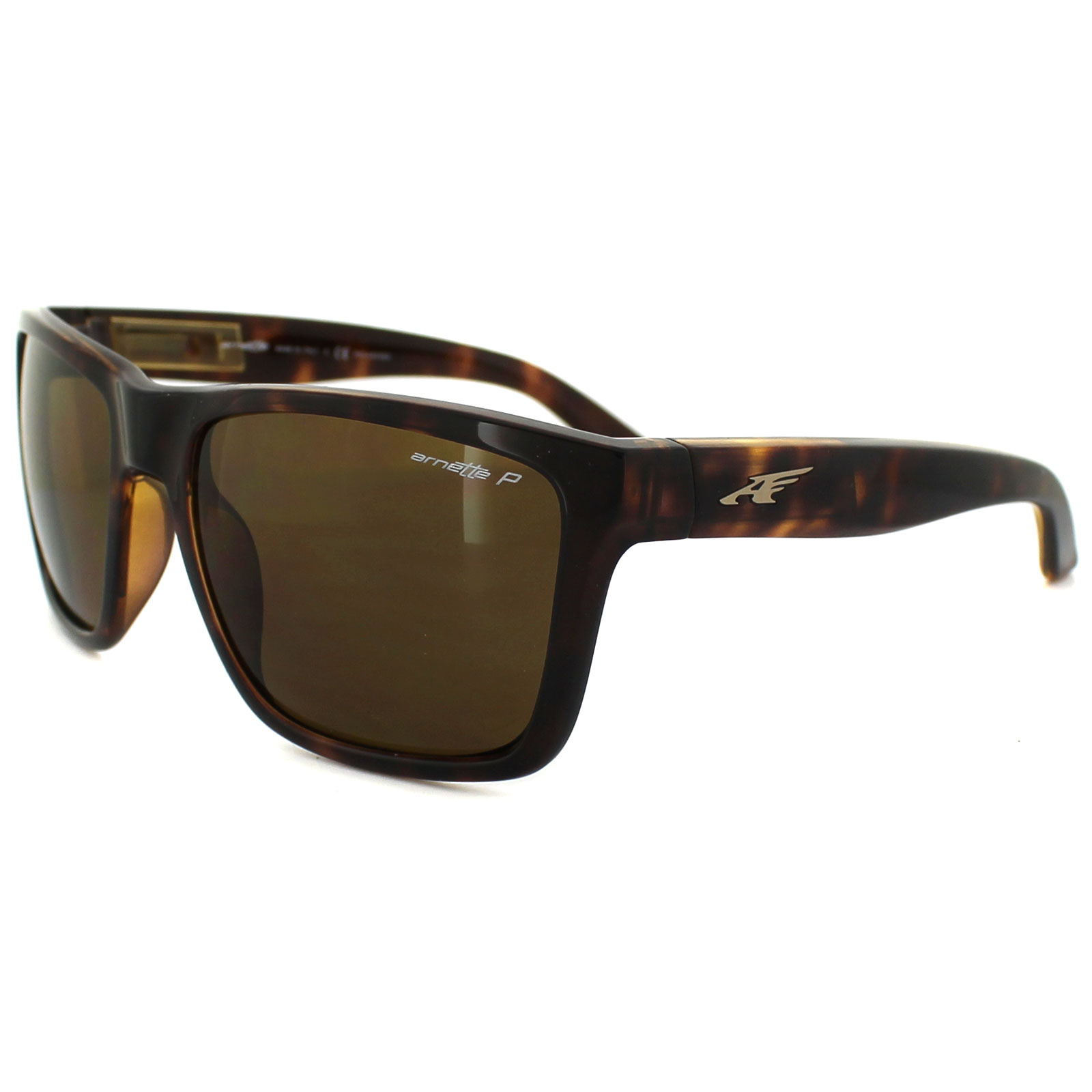 Arnette Sunglasses 4177 Witch Doctor 208783 Havana Brown ...