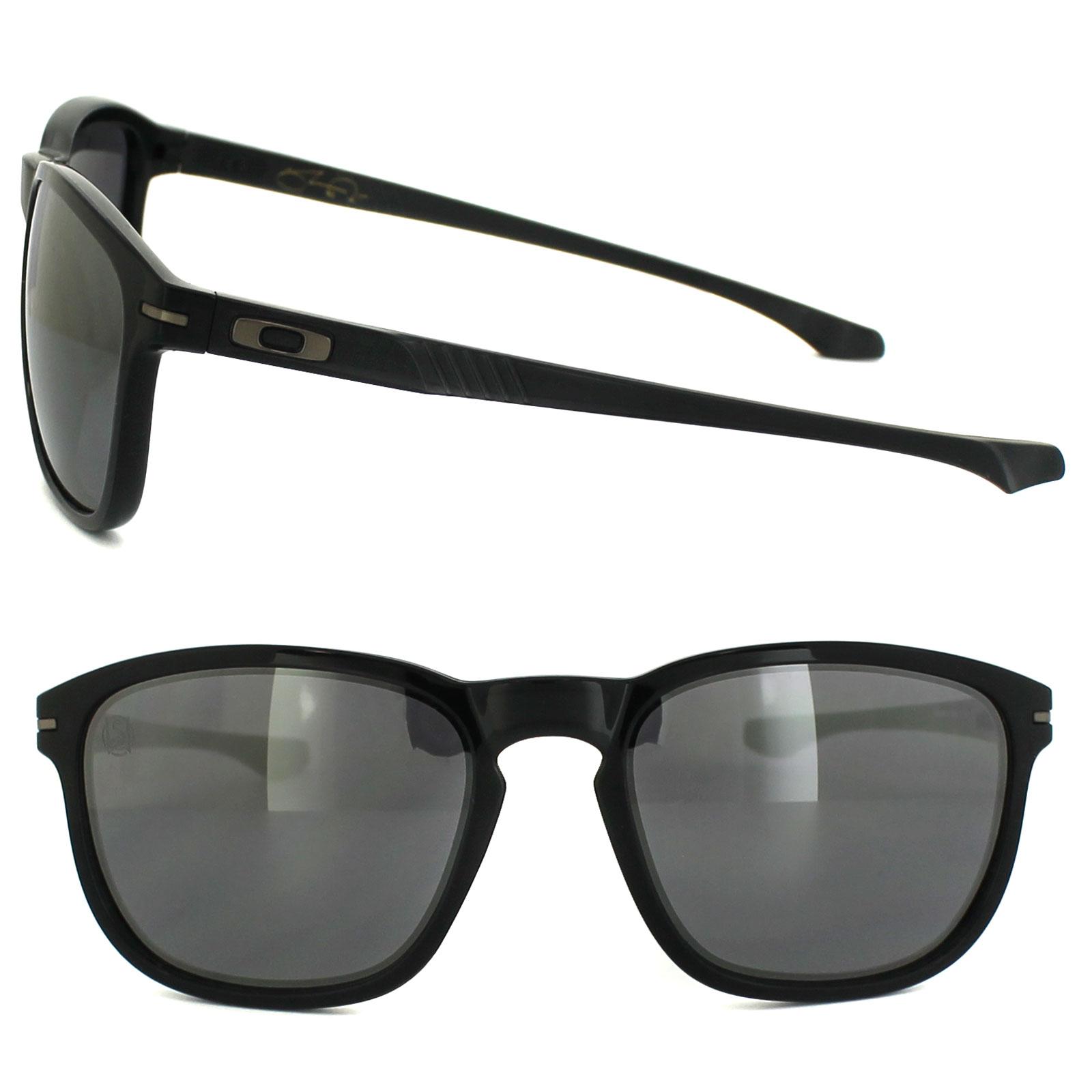 black and white oakley sunglasses coou  Sentinel Oakley Sunglasses Enduro OO9223-03 Black Ink Black Iridium