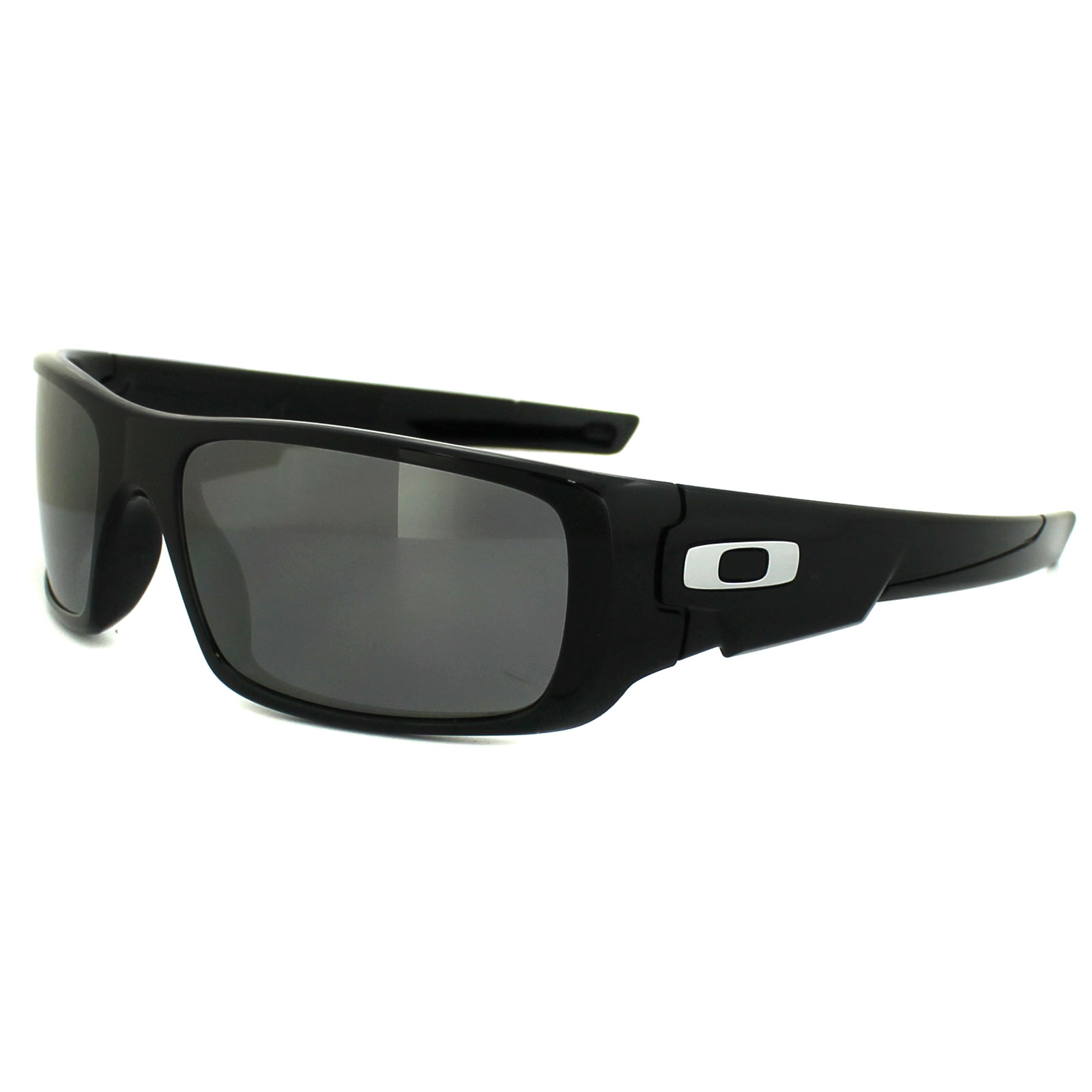 oakley sunglasses black b5ai  Sentinel Oakley Sunglasses Crankshaft OO9239-01 Polished Black Black Iridium