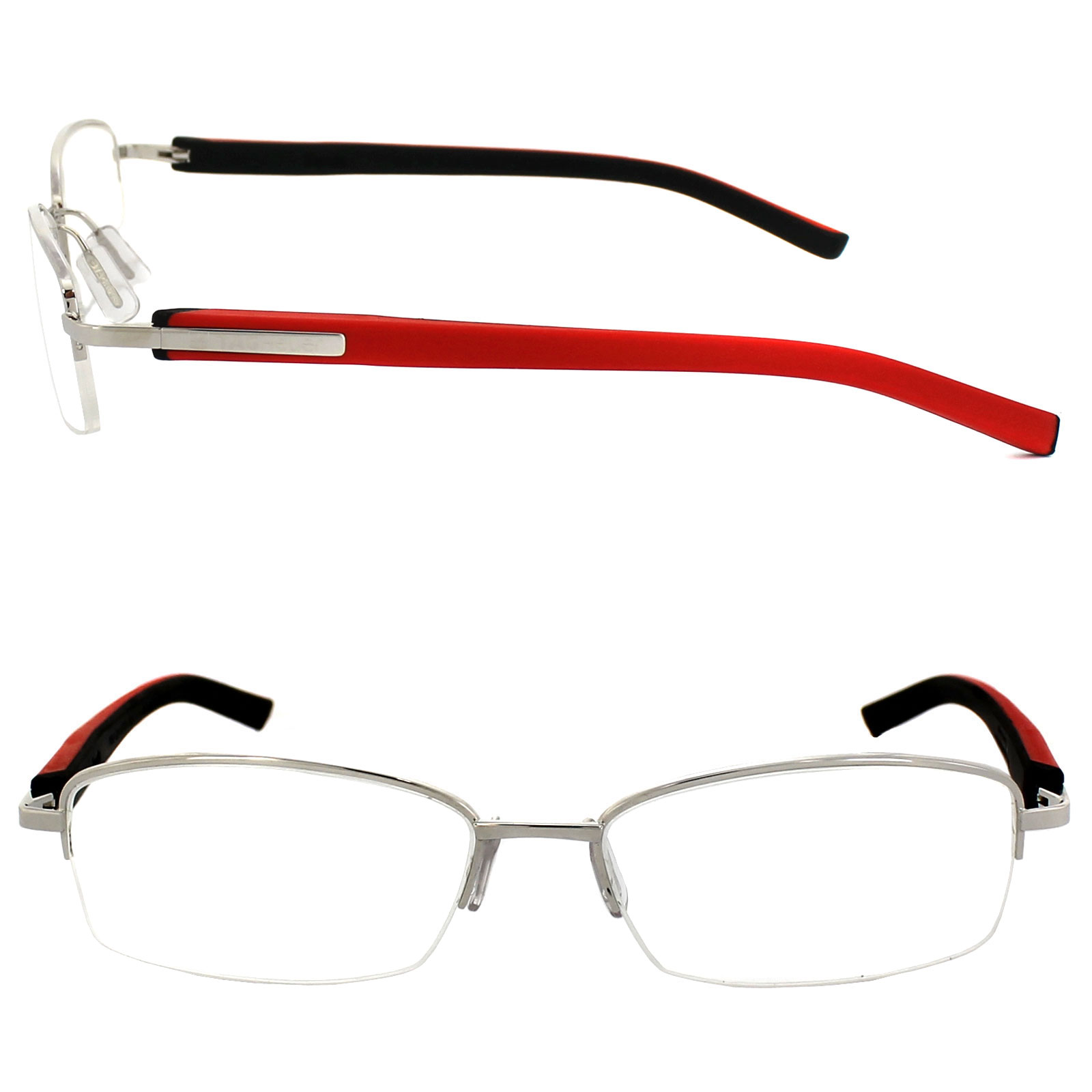 Cheap Tag Heuer Glasses Frames Trends 8210 005 Silver ...
