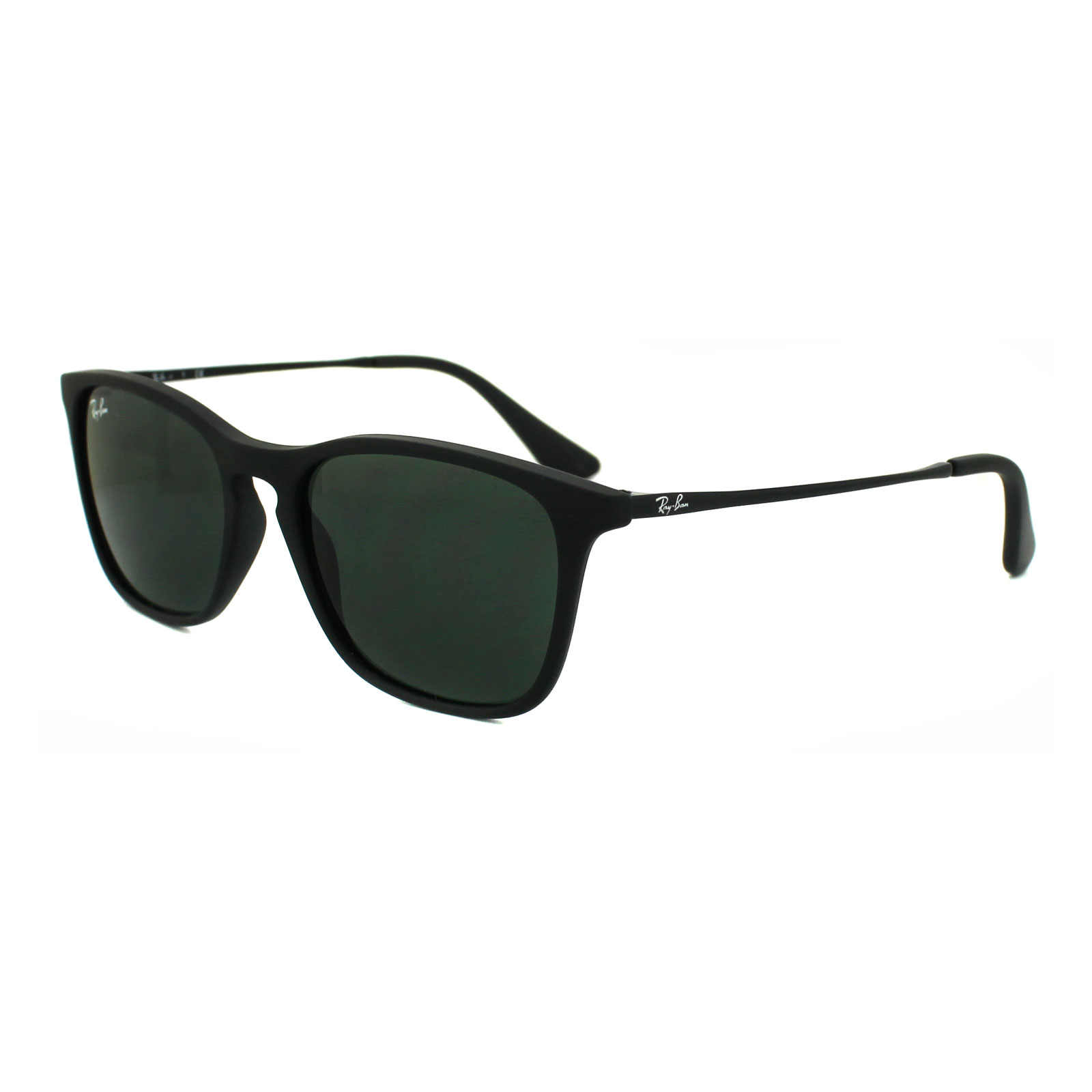 ray ban sunglasses quicker  ray ban junior sunglasses chris junior 9061 700571 rubber black green