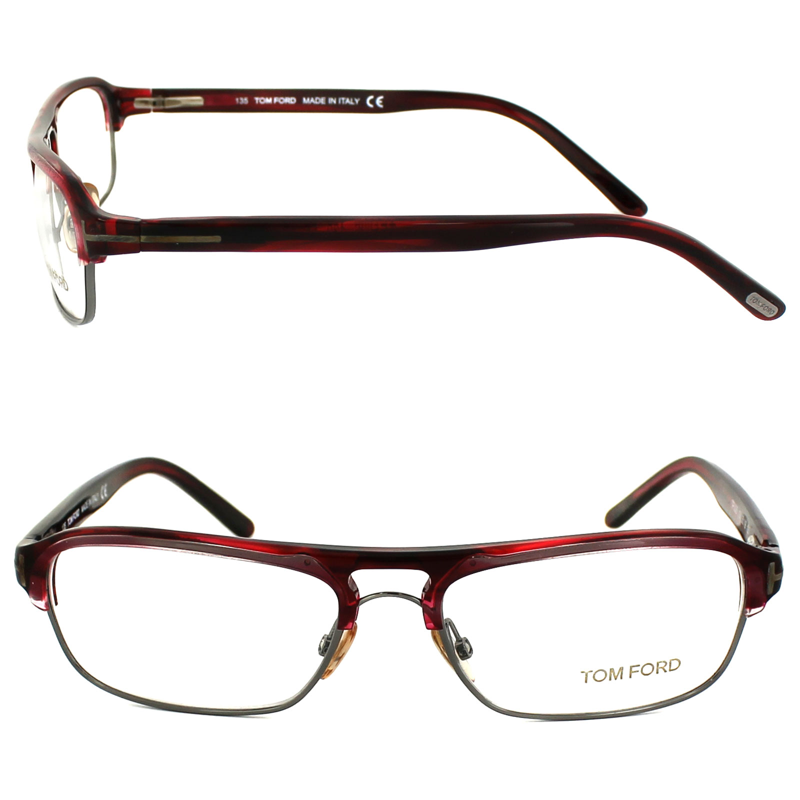 Glasses Frame Tom Ford : Cheap Tom Ford 5026 Glasses Frames - Discounted Sunglasses