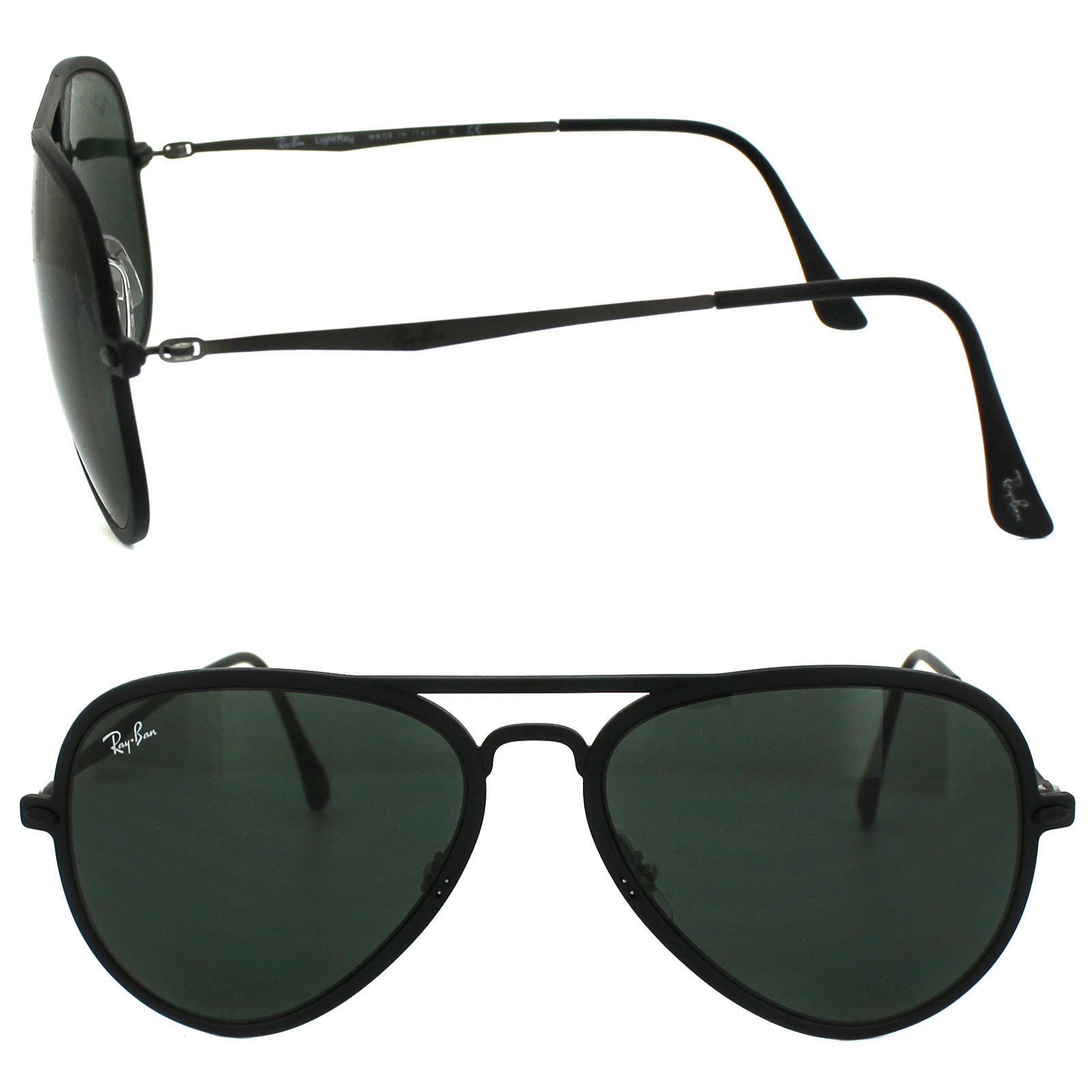Cheap Ray Ban Aviator Light Ray Ii 4211 Sunglasses Discounted Sunglasses