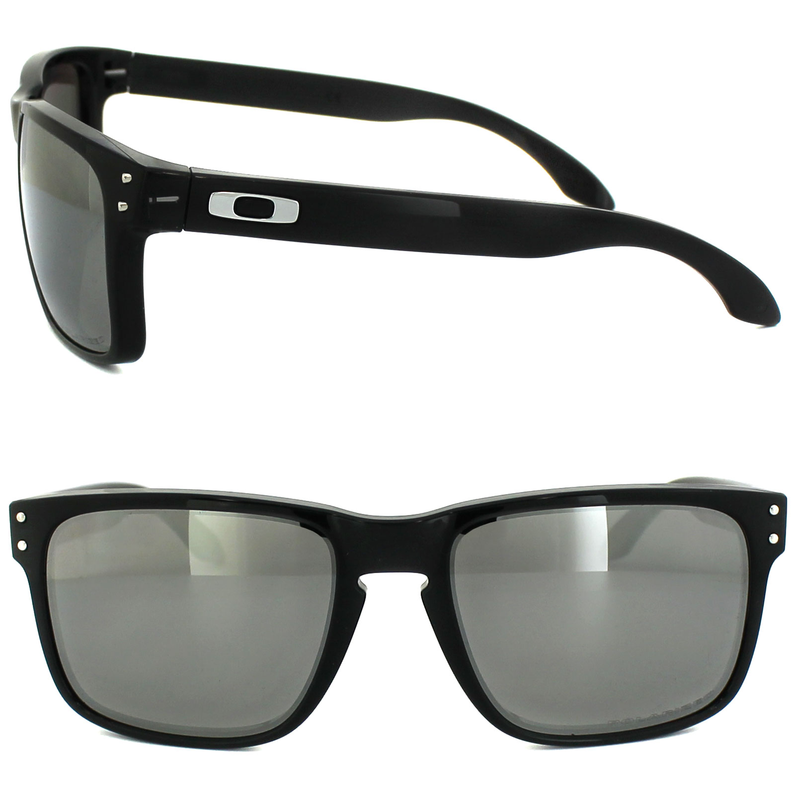 20a0fca090 Sunglasses Oakley Holbrook Chrome Iridium Polarized « Heritage Malta