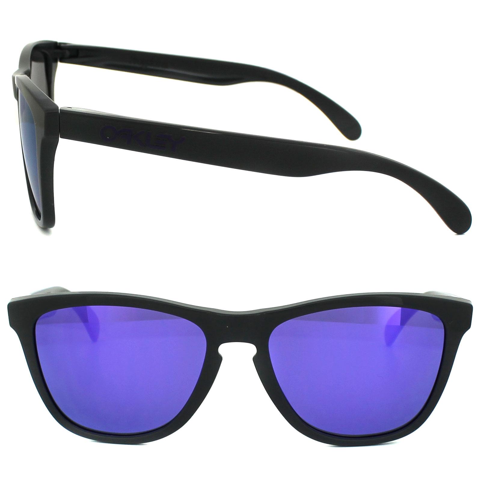 59bcf885639 Oakley Frogskins Grey Violet Iridium