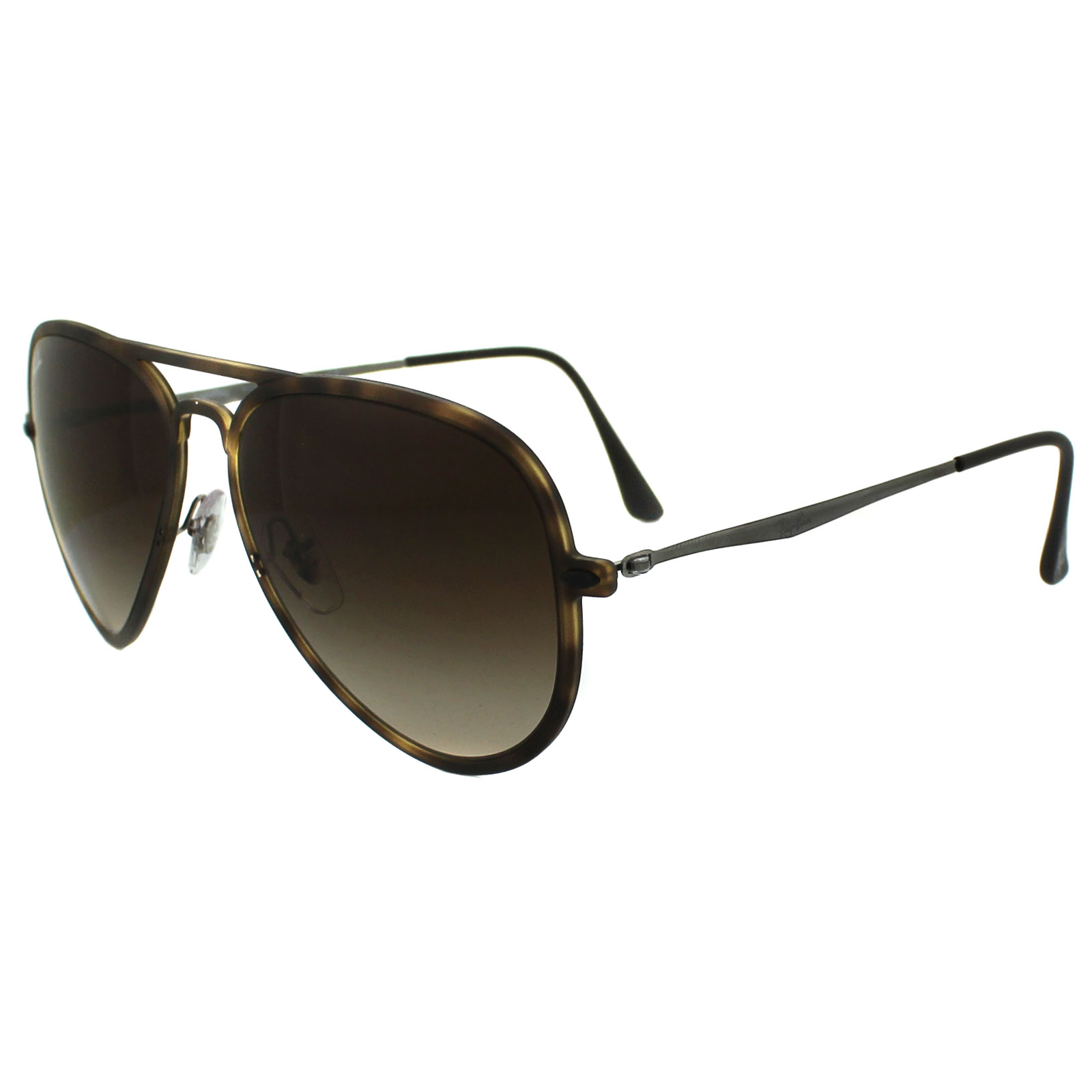 Ray Ban Sunglasses Aviator Light Ray Ii 4211 894 13 Matt