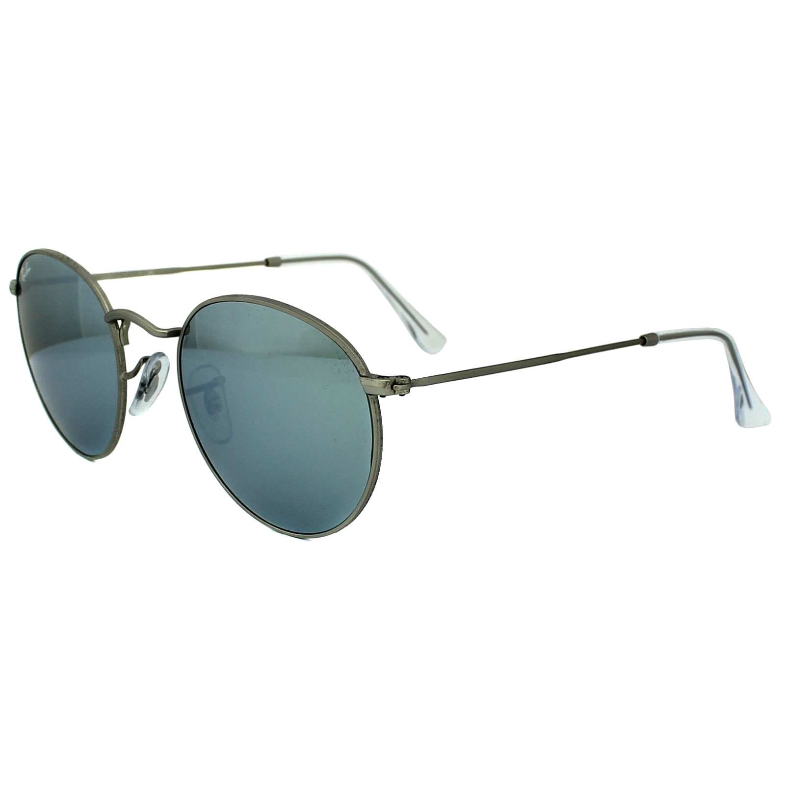 ray ban sunglasses round metal 3447 019 30 silver silver. Black Bedroom Furniture Sets. Home Design Ideas