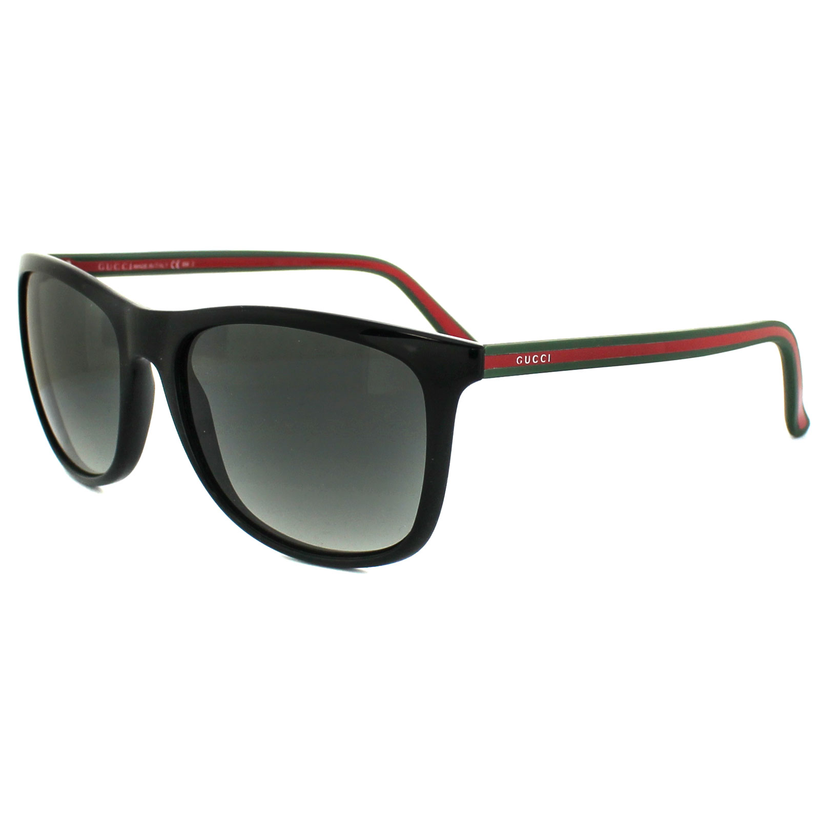 Gucci Sunglasses Green  gucci sunglasses 1055 51n vk black green red grey grant
