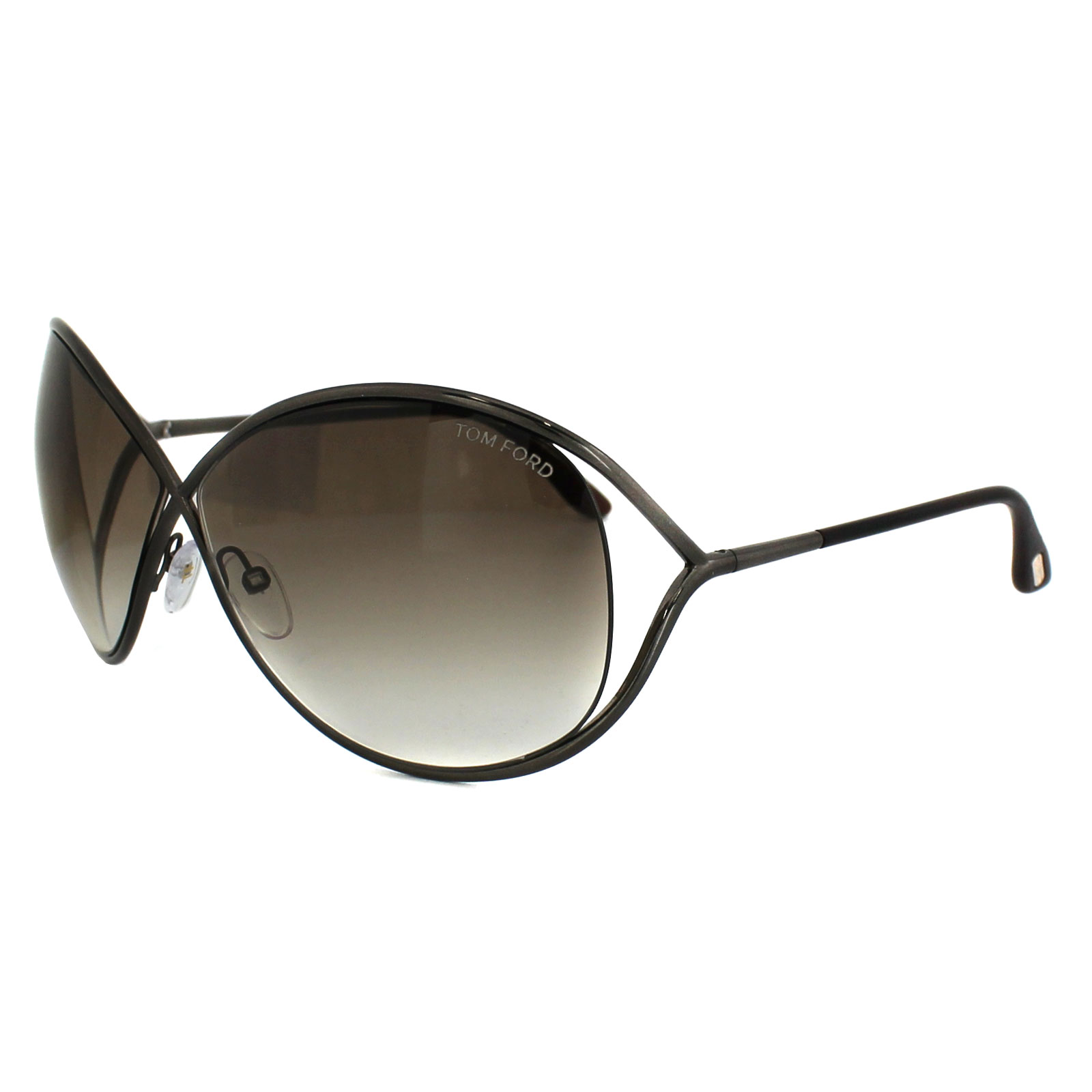 tom ford sunglasses 0130 miranda 36f shiny dark bronze brown gradient. Cars Review. Best American Auto & Cars Review