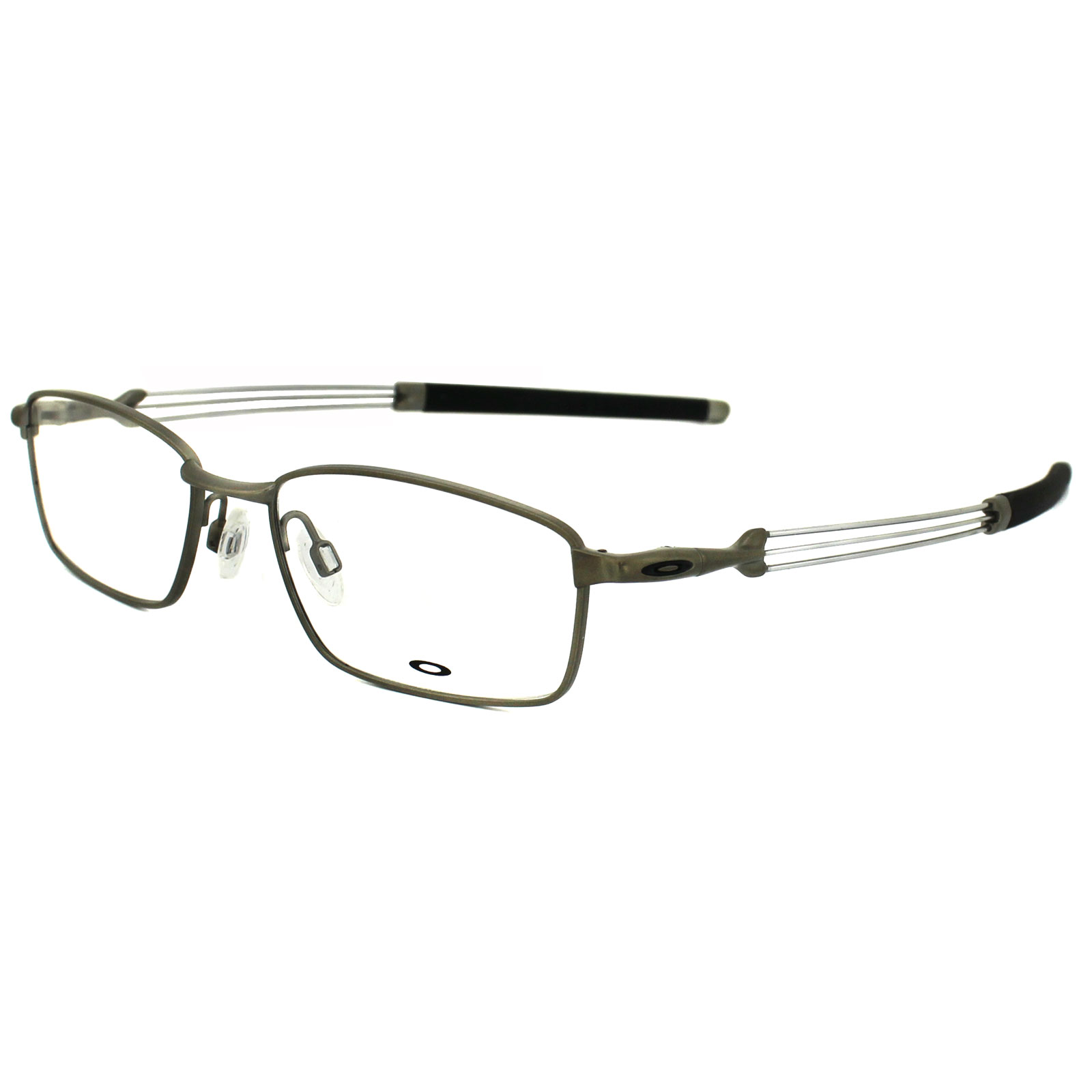 Oakley Glasses Frames Catapult 5092-03 Light Silver Clear ...