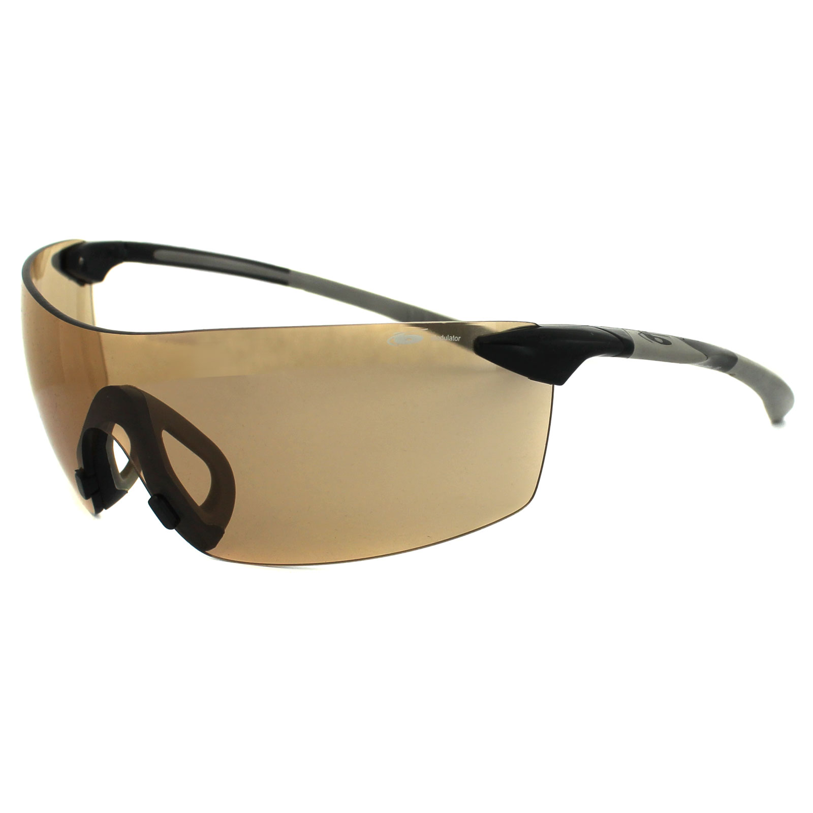 a745f390ec4 Bolle Turbulence Sunglasses Black