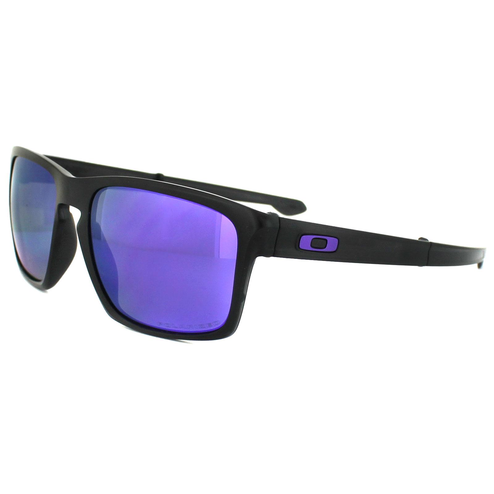 oakley shades price  Oakley Sunglasses Sliver F OO9246-07 Matt Black Violet Iridium ...