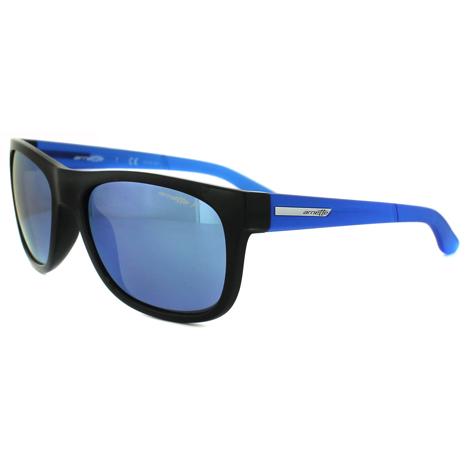 Arnette Sunglasses 4206 Fire Drill Lite 222522 Black Blue ...