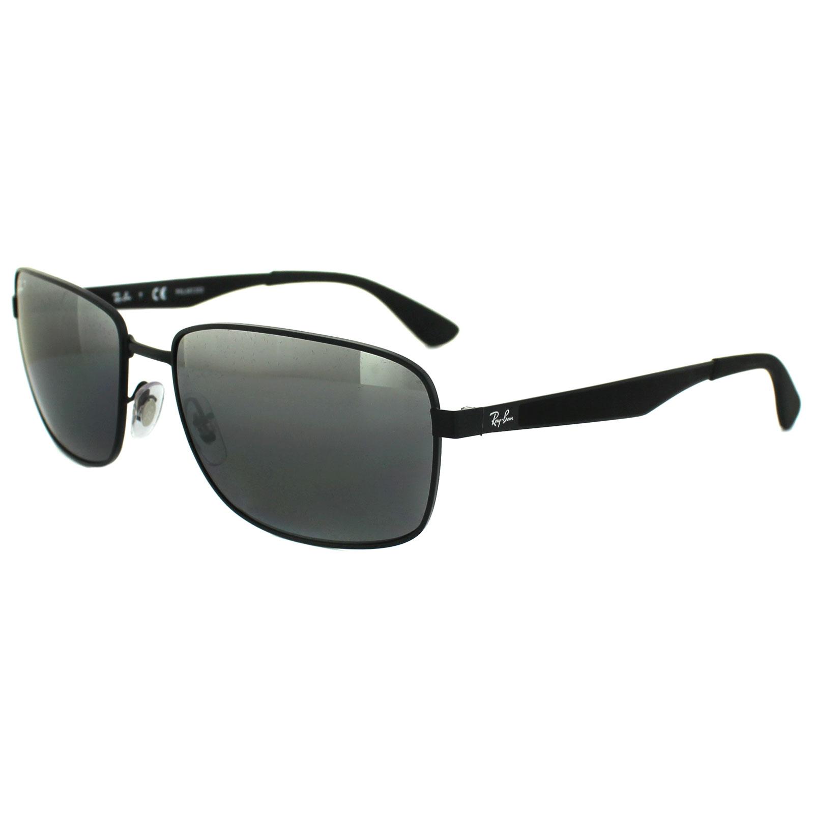 e4055aa2e5 Ray Ban Sporty Squared Sunglasses Silver Mirror « Heritage Malta