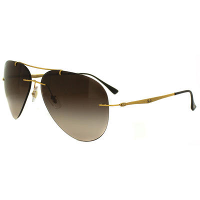 Ray-Ban Aviator Light Ray 8055 Sunglasses